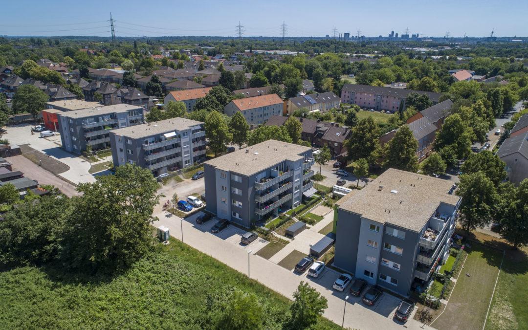 BV: Wildstraße 51 – 77 in Essen