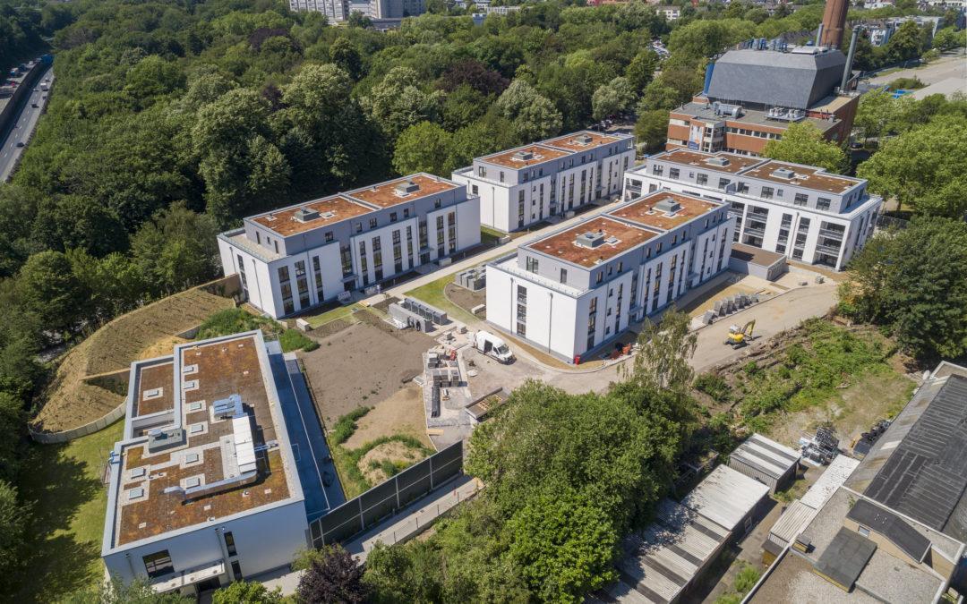 BV: MFH und Kita Walpurgisstraße 2 in Essen