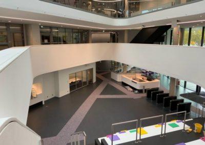 BV: Atrium im Chemiepark Leverkusen