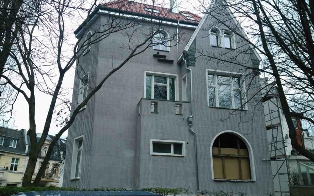 BV: Altbausanierung Uhlandstraße in Düsseldorf