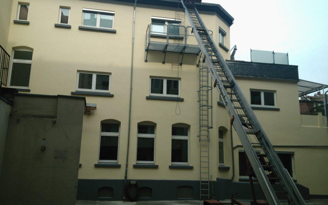 BV: Ratherstraße 50-52 in Düsseldorf